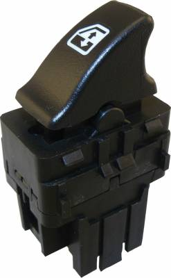 ACDelco - ACDelco Professional Front Passenger Side Power Window Switch 11P62