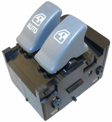 ACDelco - ACDelco Professional Front Driver Side Power Window Switch 11P63