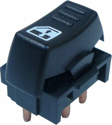 ACDelco - ACDelco Professional Front Passenger Side Power Window Switch 11P65