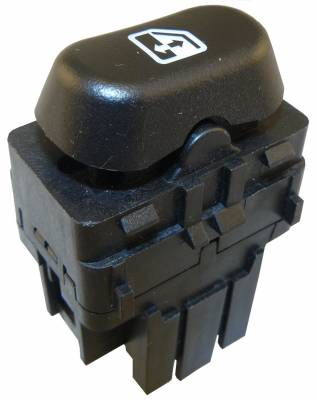 ACDelco - ACDelco Professional Front Passenger Side Power Window Switch 11P66