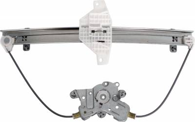 ACDelco - ACDelco Professional Front Driver Side Power Window Regulator without Motor 11R165