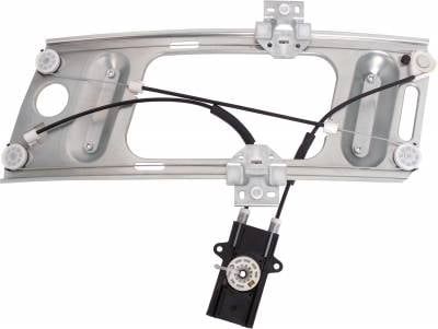 ACDelco - ACDelco Professional Front Passenger Side Power Window Regulator without Motor 11R25