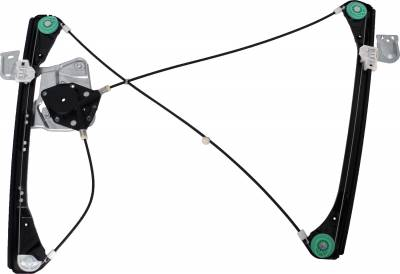 ACDelco - ACDelco Professional Front Driver Side Power Window Regulator without Motor 11R3