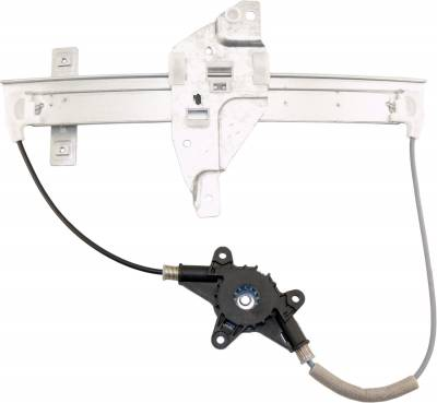 ACDelco - ACDelco Professional Rear Passenger Side Power Window Regulator without Motor 11R343