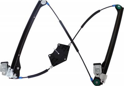 ACDelco - ACDelco Professional Front Driver Side Power Window Regulator without Motor 11R348