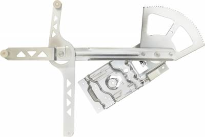 ACDelco - ACDelco Professional Front Passenger Side Power Window Regulator without Motor 11R44