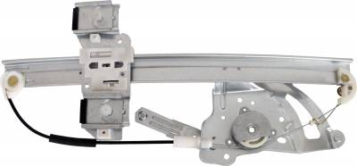ACDelco - ACDelco Professional Front Driver Side Power Window Regulator without Motor 11R526