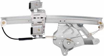 ACDelco - ACDelco Professional Front Driver Side Power Window Regulator without Motor 11R530