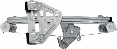 ACDelco - ACDelco Professional Rear Driver Side Power Window Regulator without Motor 11R532