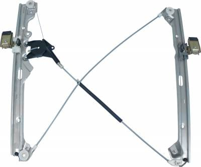 ACDelco - ACDelco Professional Front Driver Side Power Window Regulator without Motor 11R536