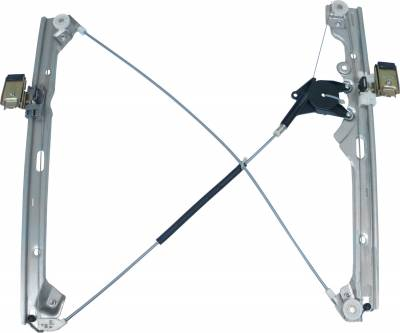 ACDelco - ACDelco Professional Front Passenger Side Power Window Regulator without Motor 11R537