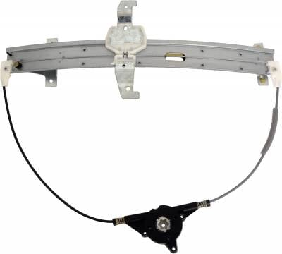 ACDelco - ACDelco Professional Rear Passenger Side Power Window Regulator without Motor 11R54
