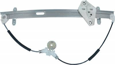 ACDelco - ACDelco Professional Front Driver Side Power Window Regulator without Motor 11R559