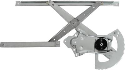 ACDelco - ACDelco Professional Front Passenger Side Power Window Regulator without Motor 11R56