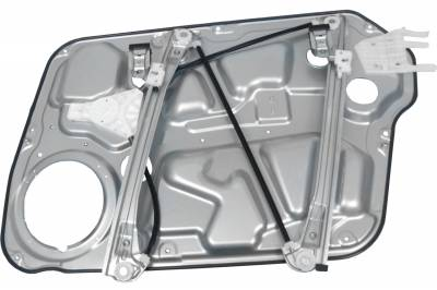 ACDelco - ACDelco Professional Front Driver Side Power Window Regulator without Motor 11R633