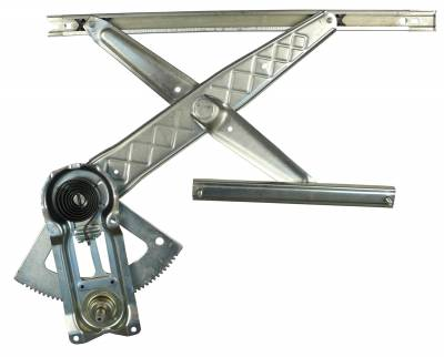 ACDelco - ACDelco Professional Front Driver Side Power Window Regulator without Motor 11R733