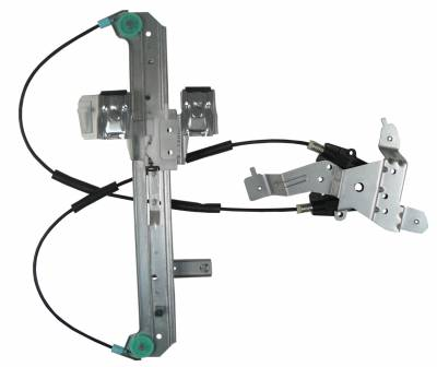 ACDelco - ACDelco Professional Rear Passenger Side Power Window Regulator without Motor 11R748