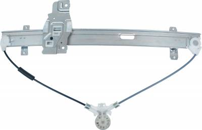 ACDelco - ACDelco Professional Front Passenger Side Power Window Regulator without Motor 11R775