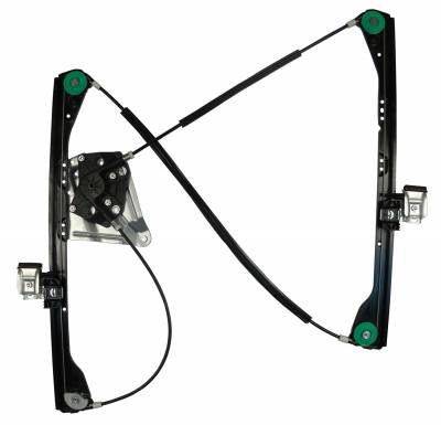 ACDelco - ACDelco Professional Front Driver Side Power Window Regulator 11R861