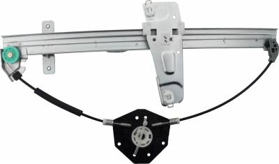 ACDelco - ACDelco Professional Front Driver Side Power Window Regulator without Motor 11R89