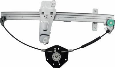 ACDelco - ACDelco Professional Front Passenger Side Power Window Regulator without Motor 11R90
