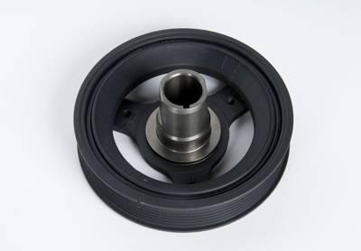 ACDelco - ACDelco GM Original Equipment Crankshaft Balancer 12595291