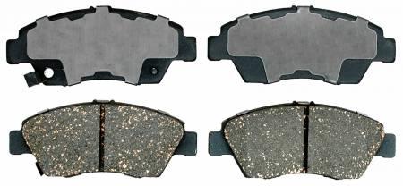 ACDelco - ACDelco Advantage Ceramic Front Disc Brake Pad Set 14D948CH