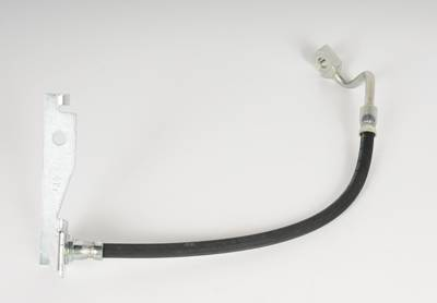 ACDelco - ACDelco GM Original Equipment Front Driver Side Hydraulic Brake Hose Assembly 176-1441