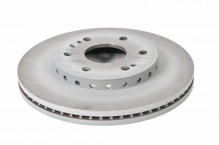 ACDelco - ACDelco GM Original Equipment Front Disc Brake Rotor 177-1169