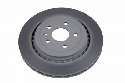 ACDelco - ACDelco GM Original Equipment Rear Disc Brake Rotor 177-1233