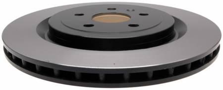ACDelco - ACDelco Advantage Non-Coated Rear Disc Brake Rotor 18A2936A