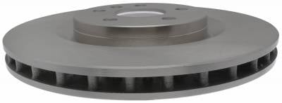 ACDelco - ACDelco Advantage Non-Coated Front Disc Brake Rotor 18A2937A