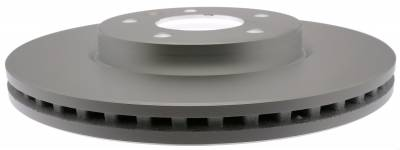 ACDelco - ACDelco Professional Front Disc Brake Rotor 18A2955