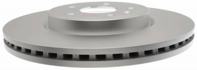 ACDelco - ACDelco Professional Front Disc Brake Rotor 18A81034