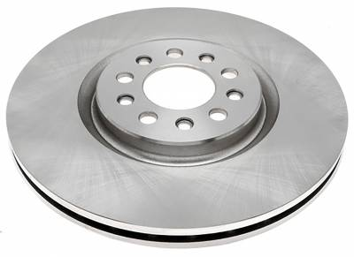 ACDelco - ACDelco Professional Front Disc Brake Rotor Assembly 18A81768
