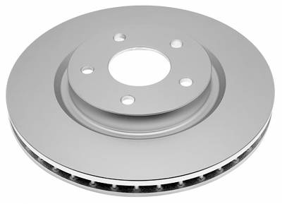 ACDelco - ACDelco Professional Front Disc Brake Rotor Assembly 18A81773