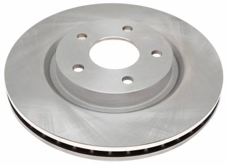 ACDelco - ACDelco Advantage Non-Coated Front Disc Brake Rotor 18A81773A