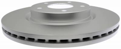 ACDelco - ACDelco Professional Front Disc Brake Rotor Assembly 18A81780