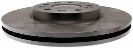 ACDelco - ACDelco Advantage Non-Coated Front Disc Brake Rotor 18A82000A