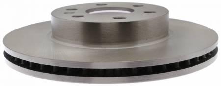 ACDelco - ACDelco Advantage Non-Coated Front Disc Brake Rotor 18A82038A