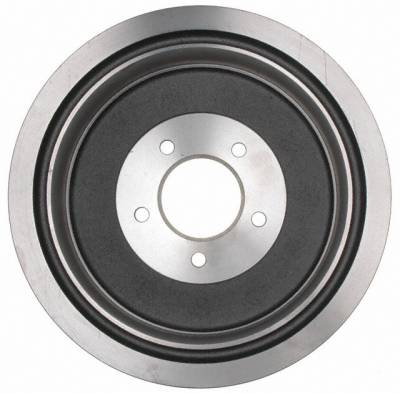 ACDelco - ACDelco Professional Rear Brake Drum Assembly 18B284