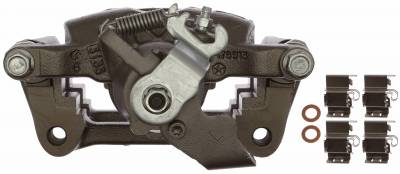 ACDelco - ACDelco Professional Front Disc Brake Caliper Assembly without Pads (Friction Ready Non-Coated) 18FR12588