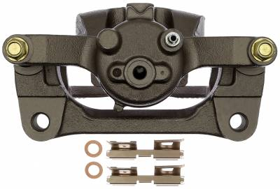 ACDelco - ACDelco Professional Rear Driver Side Disc Brake Caliper Assembly without Pads 18FR12618