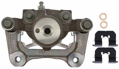 ACDelco - ACDelco Professional Front Disc Brake Caliper Assembly without Pads (Friction Ready Non-Coated) 18FR12649