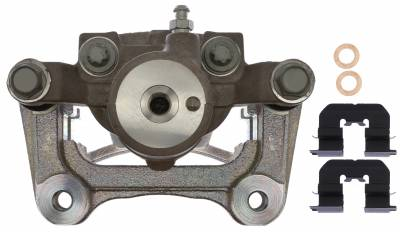 ACDelco - ACDelco Professional Front Disc Brake Caliper Assembly without Pads (Friction Ready Non-Coated) 18FR12650