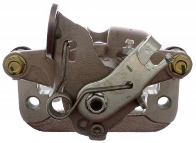 ACDelco - ACDelco Professional Rear Disc Brake Caliper Assembly without Pads (Friction Ready Coated) 18FR12714C