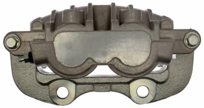 ACDelco - ACDelco Professional Rear Brake Caliper Assembly without Pads (Friction Ready Non-Coated) 18FR1591N