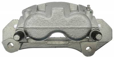 ACDelco - ACDelco Professional Front Driver Side Disc Brake Caliper Assembly without Pads (Friction Ready Coated) 18FR2152C