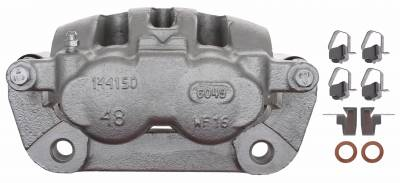 ACDelco - ACDelco Professional Front Disc Brake Caliper Assembly without Pads (Friction Ready Coated) 18FR2179C