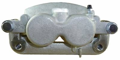 ACDelco - ACDelco Professional Front Passenger Side Disc Brake Caliper Assembly without Pads (Friction Ready) 18FR2246N